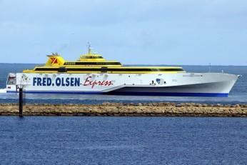 Benchijuga-Express-La-Palma-Fred-Olsen-Foto